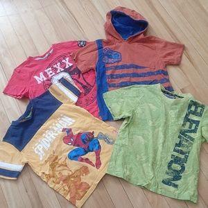 🇨🇦 T-shirts bundle size 6